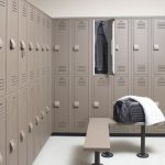 Four Important Components to Consider when Designing a Locker Room