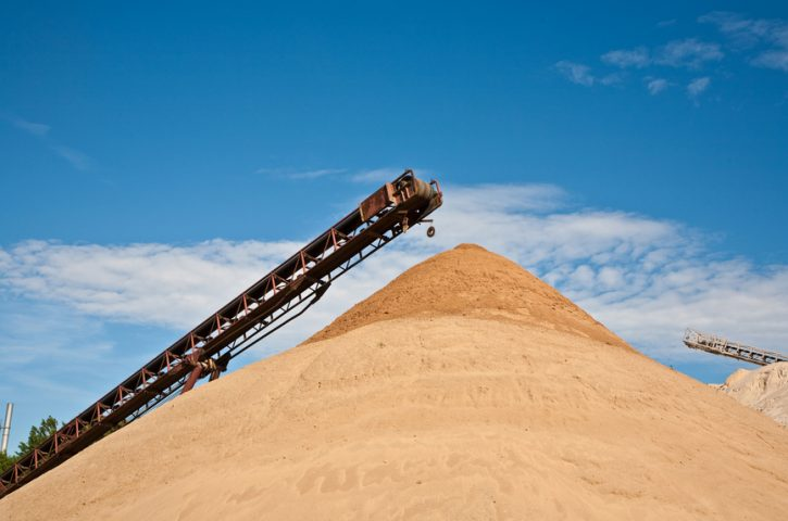 Why to Invest in Lian Wang Trading Pte Ltd for Sand Supplying Needs
